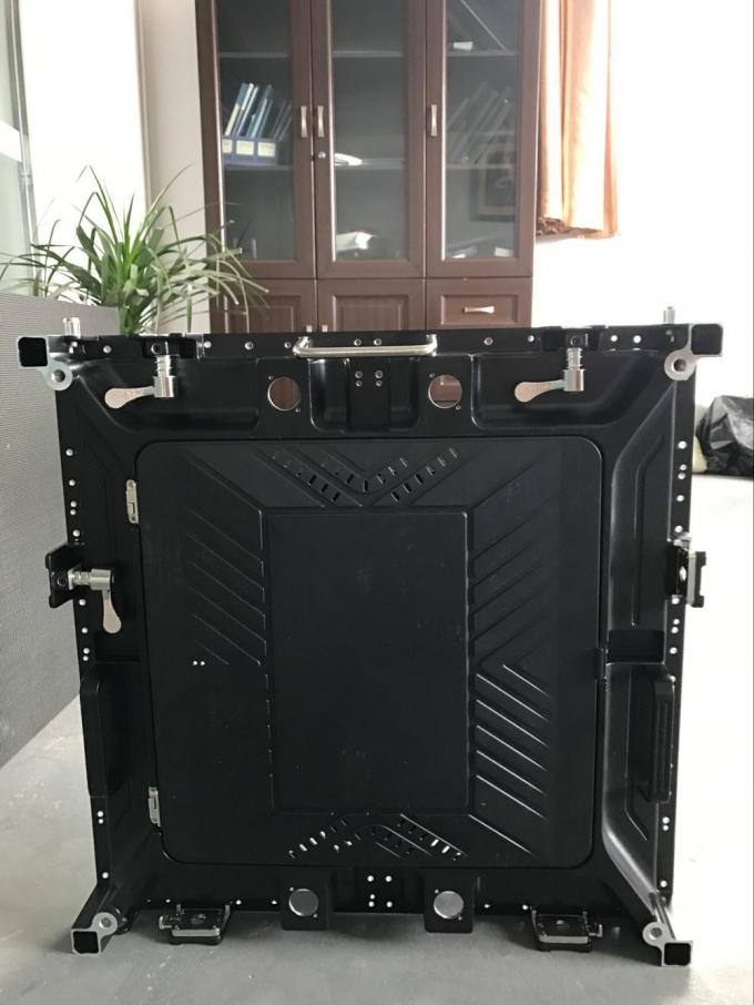 High Resolution P4 Indoor LED Screen Board Display Front Assembly For Night Club