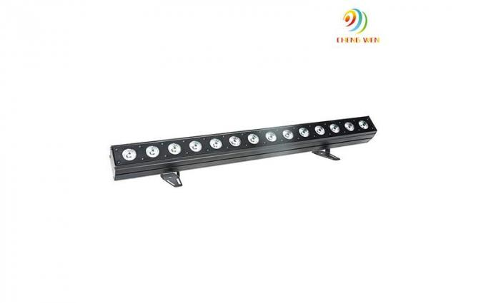 Outdoor Linear Led Wall Washer Light , DXM512 Led Exterior Wall Lights