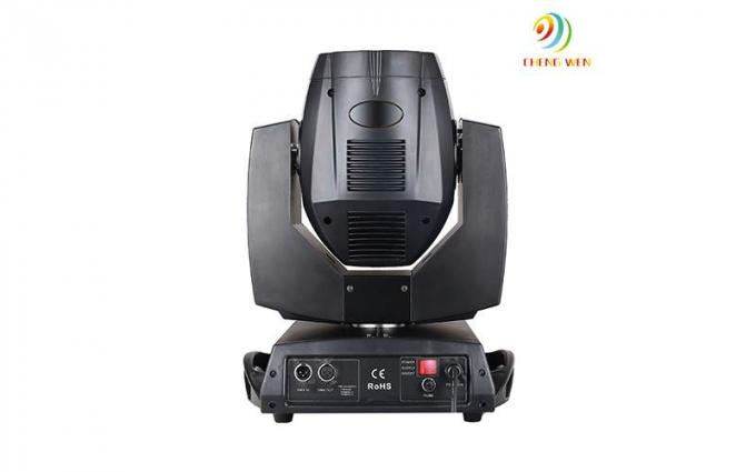 OSRAM 230W 7r Beam Moving Head Light Channel And Program Can Be Adjustable