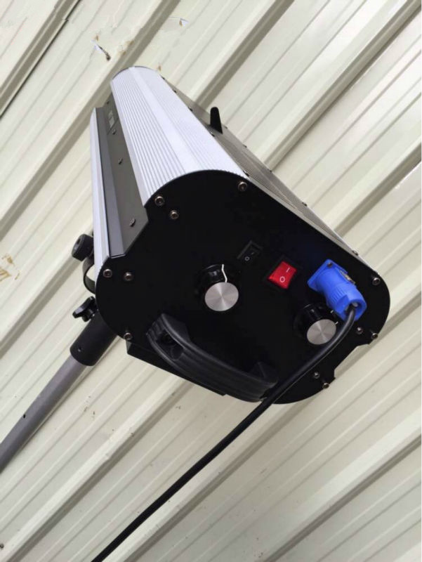 Portable DMX 7R 230W Led Stage Lighting Spotlight , Remote Control Stage Spotlight