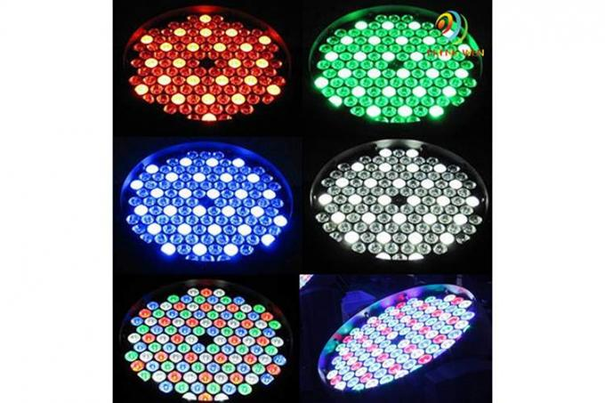 Bright LED Beam Moving Head Light , 108pc 3w Moving Wash Lights With 11 DMX Channels