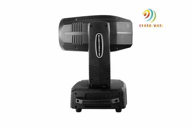 China Sharpy Led Beam Lights Moving Head 350W 17R Double Prism / Gobo Three In One supplier