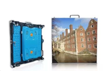 China High Brightness LED Video Wall Display P6 Pixel Pitch Flexible Led Curtain Display supplier
