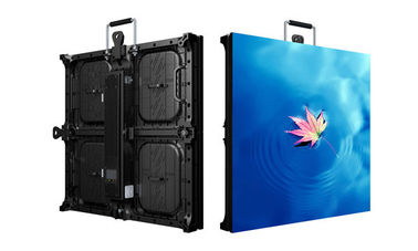 China Seamless Indoor LED Screen , P3 Led Video Wall Display With Constant Drive supplier