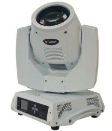 China 16/24CHs Touch Screen White Color  DMX DJ Sharpy 230W 7R  LED  Moving Head  Light  Beam supplier