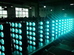China Led Wash Pixel Matrix Led Beam Light DMX Stage Blinder 5x5 25pc 10w RGBW supplier