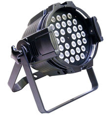 China 3in1 RGB LED Stage Par Lights 3W 36pcs Stage Lighting Equipment For Dj Clubs supplier