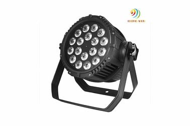 China Outdoor Waterproof Led Rgb Par Lights , 200W Party Stage Lights 80000h Lifetime supplier
