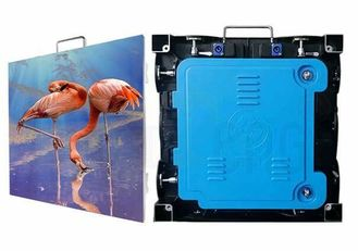 China Die Casting Aluminum Outdoor Led Screen P8 SMD IP65 With Full Color High Definition supplier