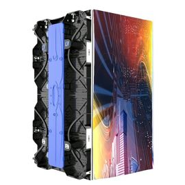 China HD Led Outdoor Advertising Screens P4.81 1M X 0.5M With Die Casting Aluminum Panel supplier