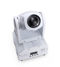 China White Spot Led Beam Mini Moving Head Magnetic Head Manual Projector supplier