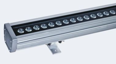 China RGBW 4in1 24*10W LED Wall Washer Light For Outdoor Light , City  Decoration supplier