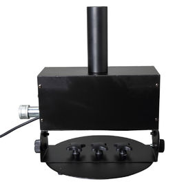 China Stage Effects Co2 Jet Fog Machine Aluminum Alloy Material , Electric Control supplier