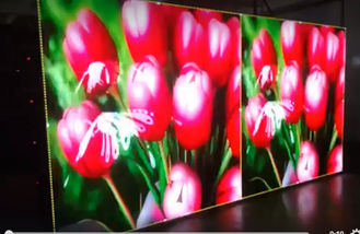 China P6 RGB SMD3528 LED Screen 27777 Dots/M² Die Casting Aluminum Led Display supplier