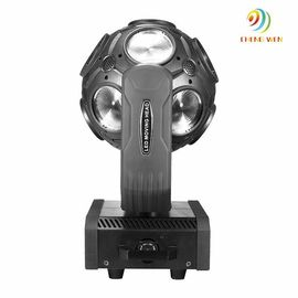 China RGBW Infinite Rotation LED Sharpy Beam Football Light 12*12W 4in1 With Dmx 512 supplier