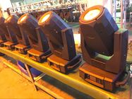 China 350W 17R IP20 Wash Spot Moving Head Light Customized For Wedding / Event / Bar factory