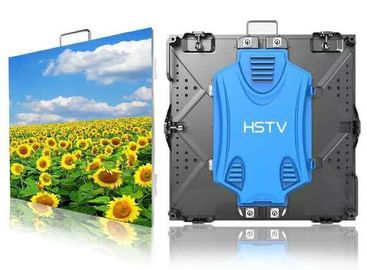 China Extra Solid Outdoor Led Video Display , SMD Led Display Board For Advertising factory