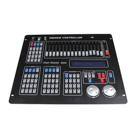 Professional Dmx512 Intelligent Lighting Controller , Dmx Controller For Moving Heads