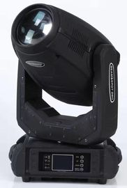 Sharpy 280W 10r Beam Moving Head Spot Light 3 In 1 Black Image With Touch Screen Display
