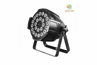 High Brightness 12w LED Stage Par Lights IP20 24pc×12w 4 In1 26x26x39cm