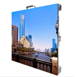 MBI5124IC P4.81 Indoor Advertising Die-casting Aluminum Led Display Screen 500*500mm