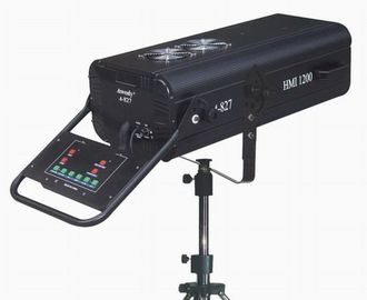 Wedding Equipment Follow Stage Spot Lighting HMI 1200W Integration Design
