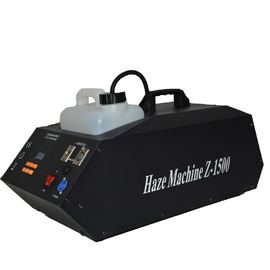1500W DMX Wireless Control Haze Machine , 1500W Stage Smoke Machine 55*28*27